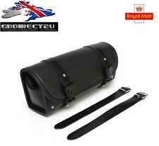 Motorcycle Saddlebag Storage Tool Pouch Roll Barrel Bag For Harley Davidson UK