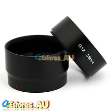 58mm Lens Adapter Tube LA-DC58K For Canon G10 G11 G12