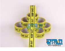 Anime DuRaRaRa!! Heiwajima Shizuo keep out Tape Cosplay Prop Tapes