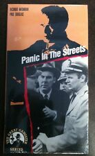 Panic in the Streets (VHS, 1990)