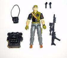 GI JOE NIGHT FORCE TUNNEL RAT Vintage Action Figure COMPLETE C9 v2 1988