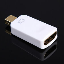 Mini DP DisplayPort Male to HDMI Female Adapter AV Cable For MacBook Mac Pro Air
