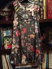 H&M Girls' Woodland Print Dress - Pre-owned - Size 7-8