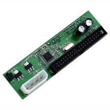 HOT 3.5 HDD Parallel Pata IDE To Serial ATA Sata Hard Drive Adapter Converter