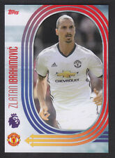 Topps Crossover - PL Transfers 2016 - PL4 - Z Ibrahimovic - Manchester United