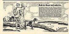 Pein & Pein Halstenbeck BAUMSCHULE * Eberwein-Werbung * Historische Reklame 1937