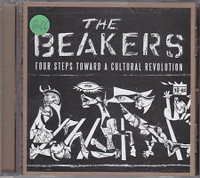 THE BEAKERS - four steps toward a cultural revolution CD