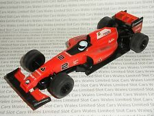 "Scalextric-F1 FERRARI AUTO Colorati # 2 ""RACING"" (DPR) - MINT"