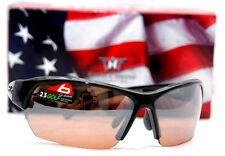 Bolle Golf NEW Folds of Honor Ransom Sunglasses Shiny Black/Photo V3 11527FOH