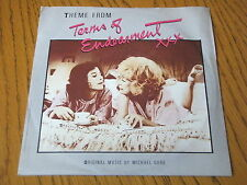 "THEME FROM TERMS OF ENDEARMENT     7"" VINYL PS"