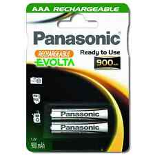 Rechargeable battery Panasonic EVOLTA HR03 ( AAA) 900mAh 2pcs in pack
