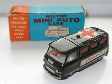 Milton Maxwell Inde COMMER AMBULANCE MILITAIRE-Coffret 321