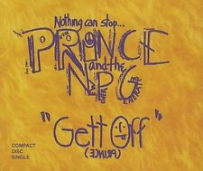 Prince Get off (1991, & The New Power Generation) [Maxi-CD]