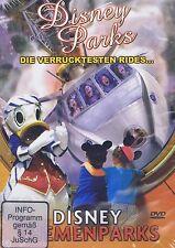 DVD NEU/OVP - Disney Parks - Disney Themenparks - Die verrücktesten Rides