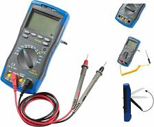 DIGITAL MULTIMETER WITH NCV 20A CAT III 1000V TRUE RMS Professional Quality