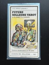 Future Solleone Tarot Vintage 1987 Limited Edition 1054/1500 OOP Rare