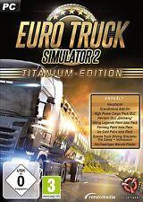 Euro Truck Simulator 2 - Titanium Edition        PC      !!!!!! NEU+OVP !!!!!!