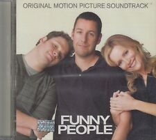 Paul McCartney Funny People Original Motion Picture Soundtrack CD Nuevo Sealed