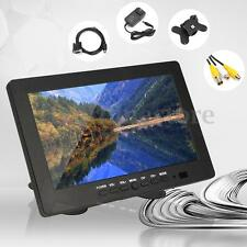 "7"" Inch TFT LCD Color Video Audio VGA AV BNC HD Monitor Screen For DVR PC CCTV"