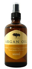 100% Pure and Certified Organic Moroccan ARGAN OIL Skin, Body,Hair & Nails 100ml