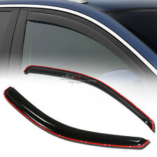 FOR 97-04 DAKOTA TRUCK SMOKE TINT WINDOW VISOR SHADE/VENT WIND/RAIN DEFLECTOR