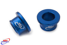 YAMAHA YZ 85 2002-2016 REAR WHEEL SPACERS BLUE