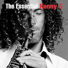 KENNY G The Essential Kenny G 2 Disc CD NEW