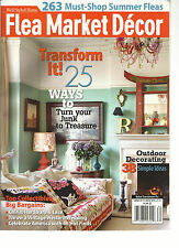 FLEA MARKET DECOR, WELL STYLED HOME, SUMMER, 2013 ( 263 MUST- S HOP SUMMER FLEAS