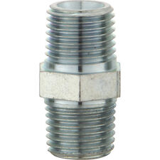 Genuine PCL Double Union Nut R 1/4 Male Thread Air Hose Fitting Air Line HC6560