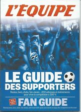 EURO 2016  L'EQUIPE GUIDE  WALES ENGLAND REPUBLIC OF IRELAND NORTHERN IRELAND