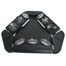 DJ bar 9pcs*10w rgbw 4in1 led spider beam moving head light
