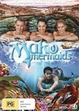 MAKO MERMAIDS : SEASON 1  -  DVD - Region 2 UK Compatible -  sealed