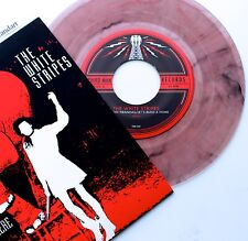 """THE WHITE STRIPES THERE'S NO HOME FOR YOU HERE 7"""" PINK SMOKE COLOR VINYL JACK"""