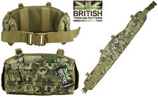 Army Combat Army Military Webbing Molle Utility Waist Belt BTP Padded Surplus