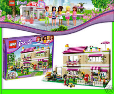 LEGO Friends Olivia's House 3315 - NO Missing Pieces w/ NEW STICKERS