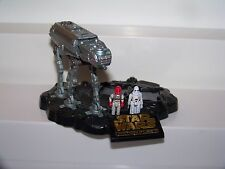 STAR WARS AT-AT CONCEPT VERSION W/ 2 FIGURES 1995 MICRO MACHINES ACTION FLEET