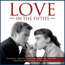 Love in the Fifties Songs 3 CD Of Nostalgic 1950s Music
