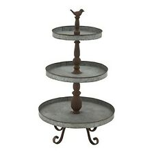 3-Tier Classic Tray Stand New