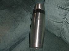 Starbucks 2006 Marilyn Siver Stainless Steel Thermos 16 oz VGC