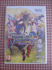 WII TALES of Symphonia Dawn of the New World PAL ESPAÑA NINTENDO PRECINTADO
