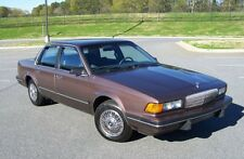 1989 Buick Century 1-OWNER LTD 136K SOLID GEORGIA VALUE BUY LOADED 4D