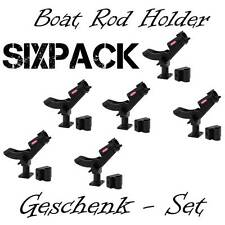 Berkley BOAT ROD HOLDER Bootsrutenhalter im 6er Pack