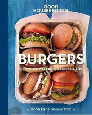 Good Housekeeping Burgers by Good Housekeeping (2016, Hardcover)