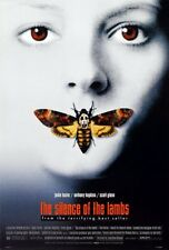 Silence Of The Lambs Movie Poster 24x36 Quality Paper, not cloth USA!