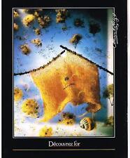 PUBLICITE   1991   BENSON HEDGES   CIGARETTES découvrez l'Or