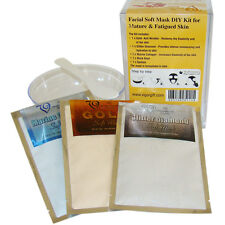 VG Facial Soft Mask DIY Kit for Mature and Fatigued Skin