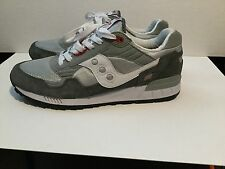 "SAUCONY SHADOW 5000 ""OG PREMIUM PACK"" GRAY SIZE 10 70135-4 USED"