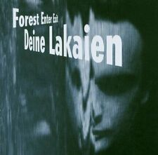 DEINE LAKAIEN Forest Enter Exit + Mindmachine 2CD Special Edition 2005