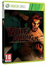 The Wolf Among Us (XBOX 360) BRAND NEW SEALED