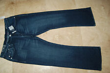 NWT $264 Blue Denim ROCK & REPUBLIC Buttonfly Slayer Floyd Jeans 38